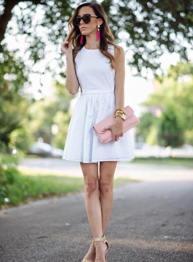 Картинки туфли к белому платью