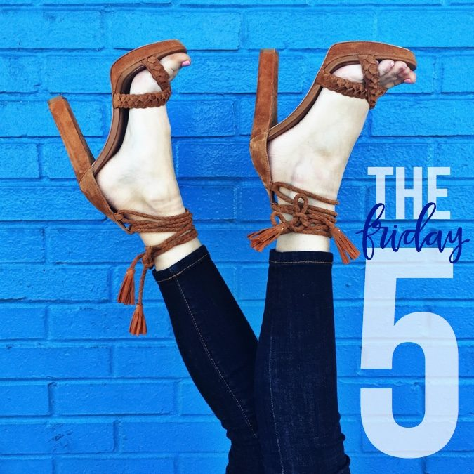 the friday five, friday five, joie flo heel, joie shoes, joie heels