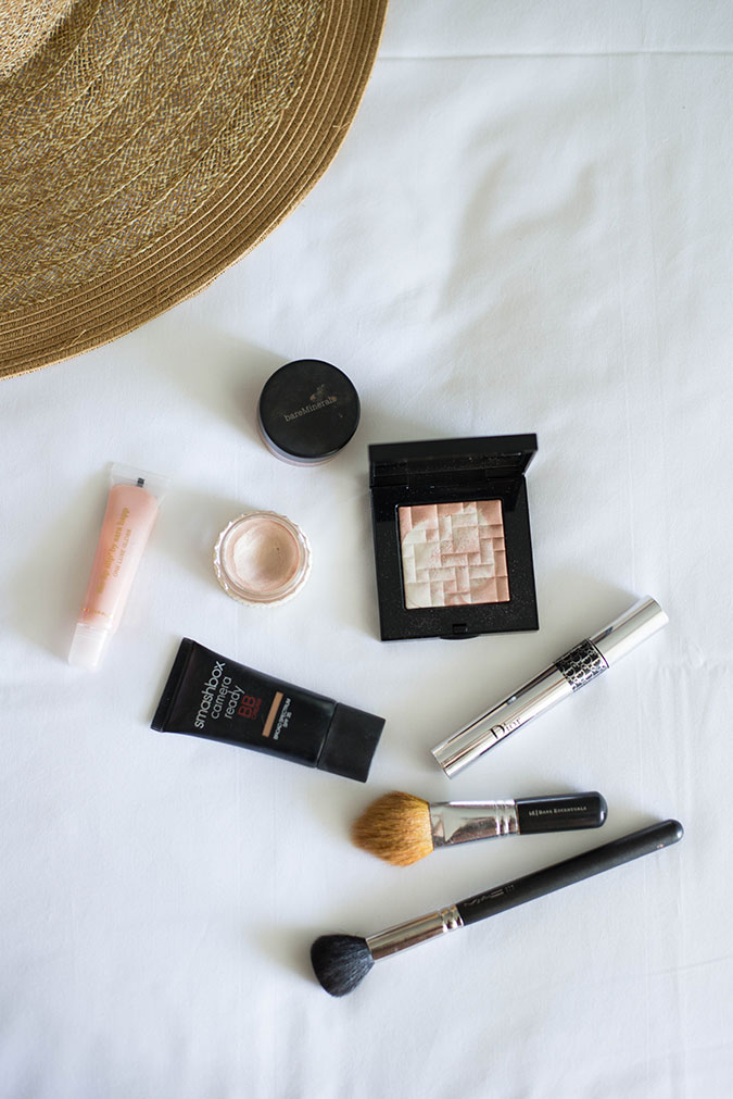 beauty products, after sun, fresh face, make up, miami, florida, birthday