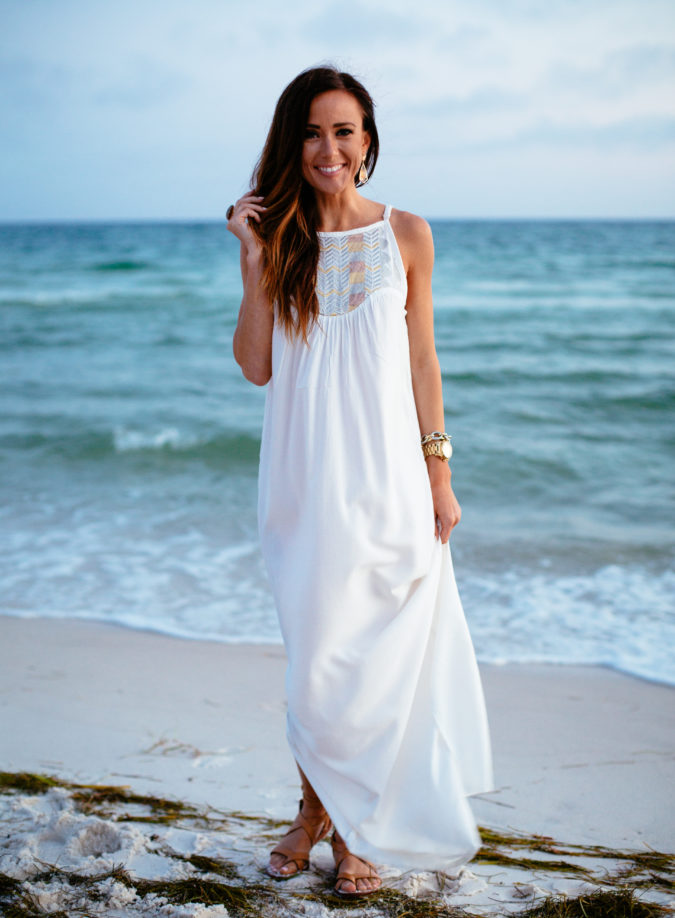 maxi dress, beach weekend, girls weekend, beach, beach day, maxi dress, rosemary beach, alys beach, emerald coast, florida, gulf coast, destin, florida, sequins and things, summer style, beach style