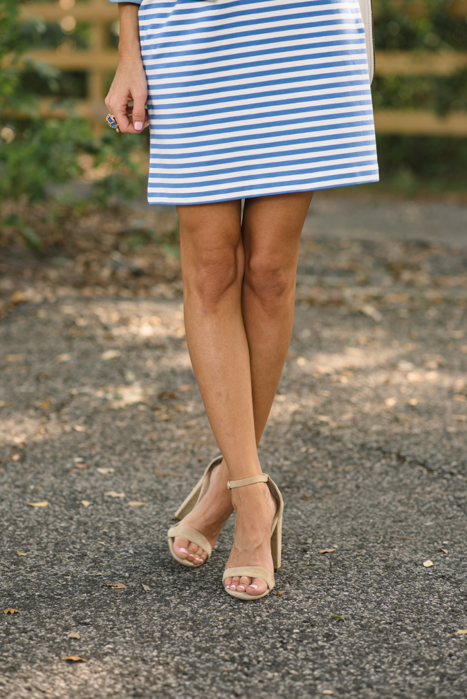 katespadesummerstyle, stripe everyday dress