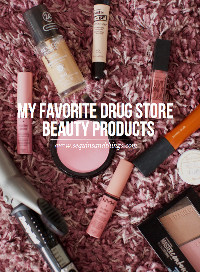 favoritedrugstorebeautyproducts, favorite drug store beauty products