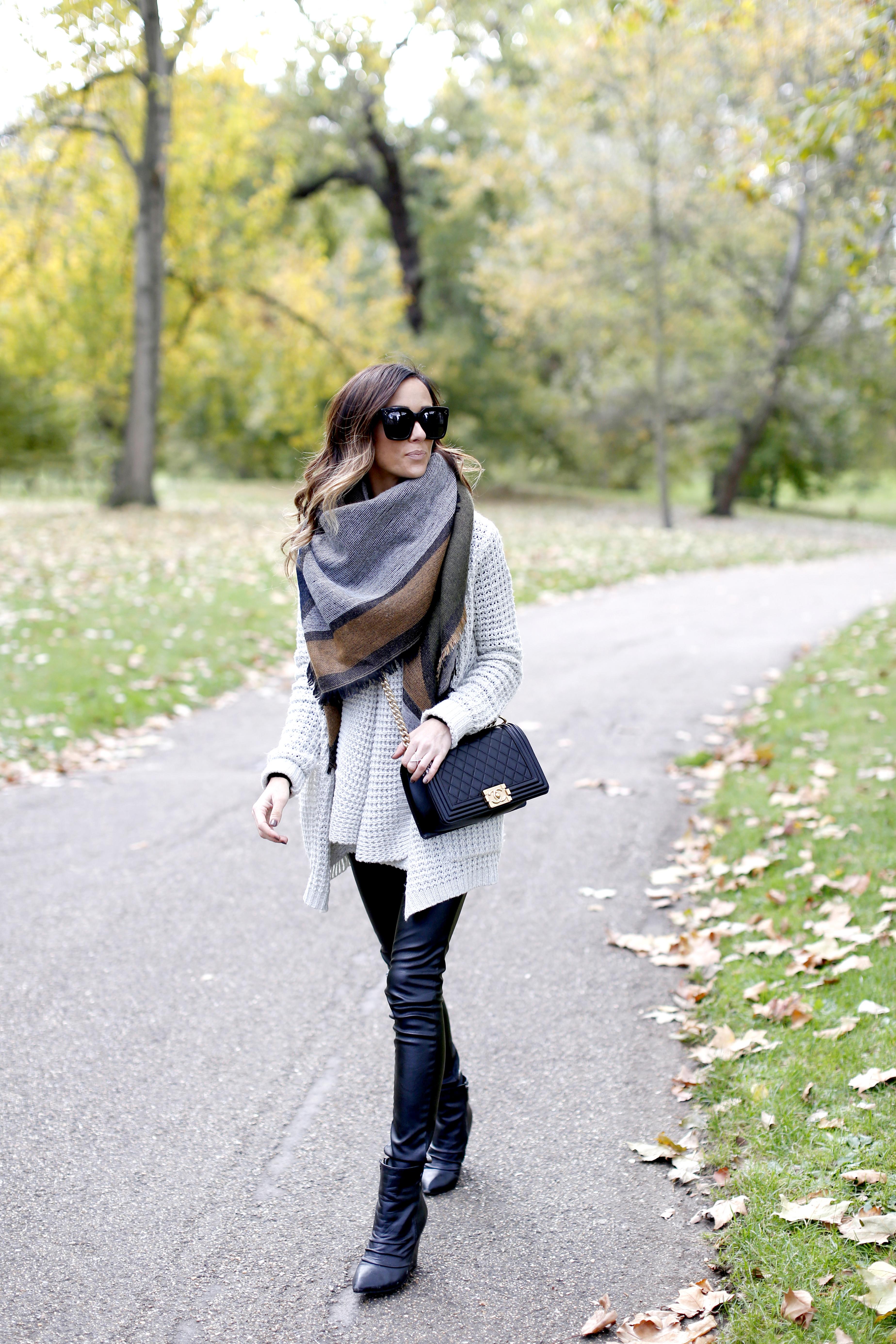london packing list, fall trip
