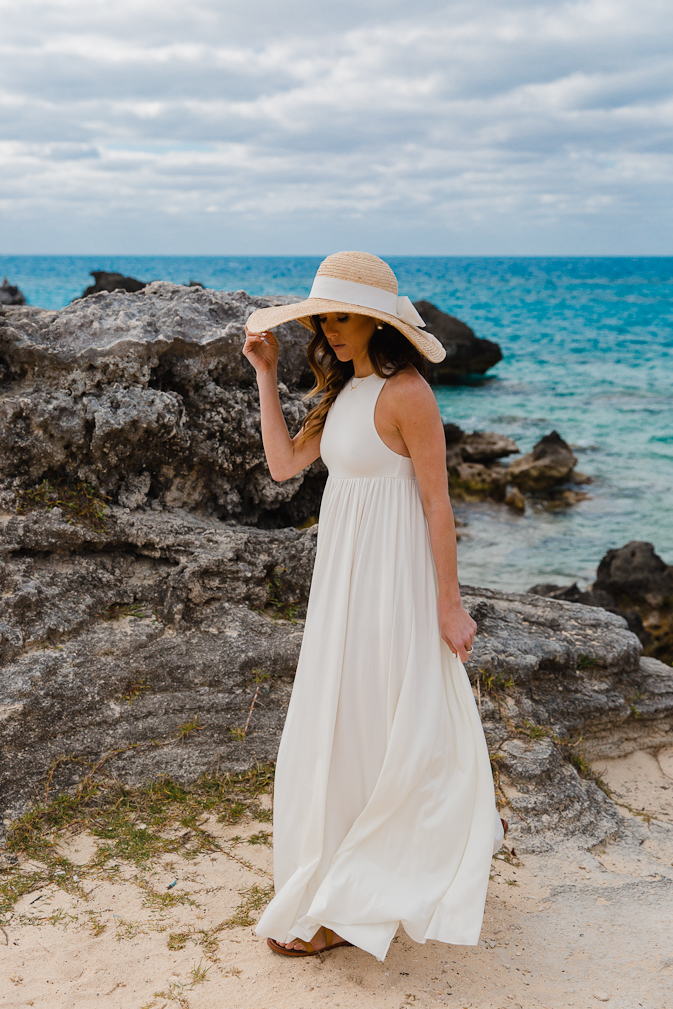 bermuda, tobacco bay, maxi dress, white maxi dress, rachel pally, shopbop sale, summer style, spring style