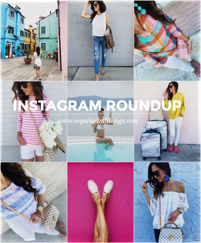 instagram, instagram roundup, ig roundup, ootd, style, alyson haley, sequins and things