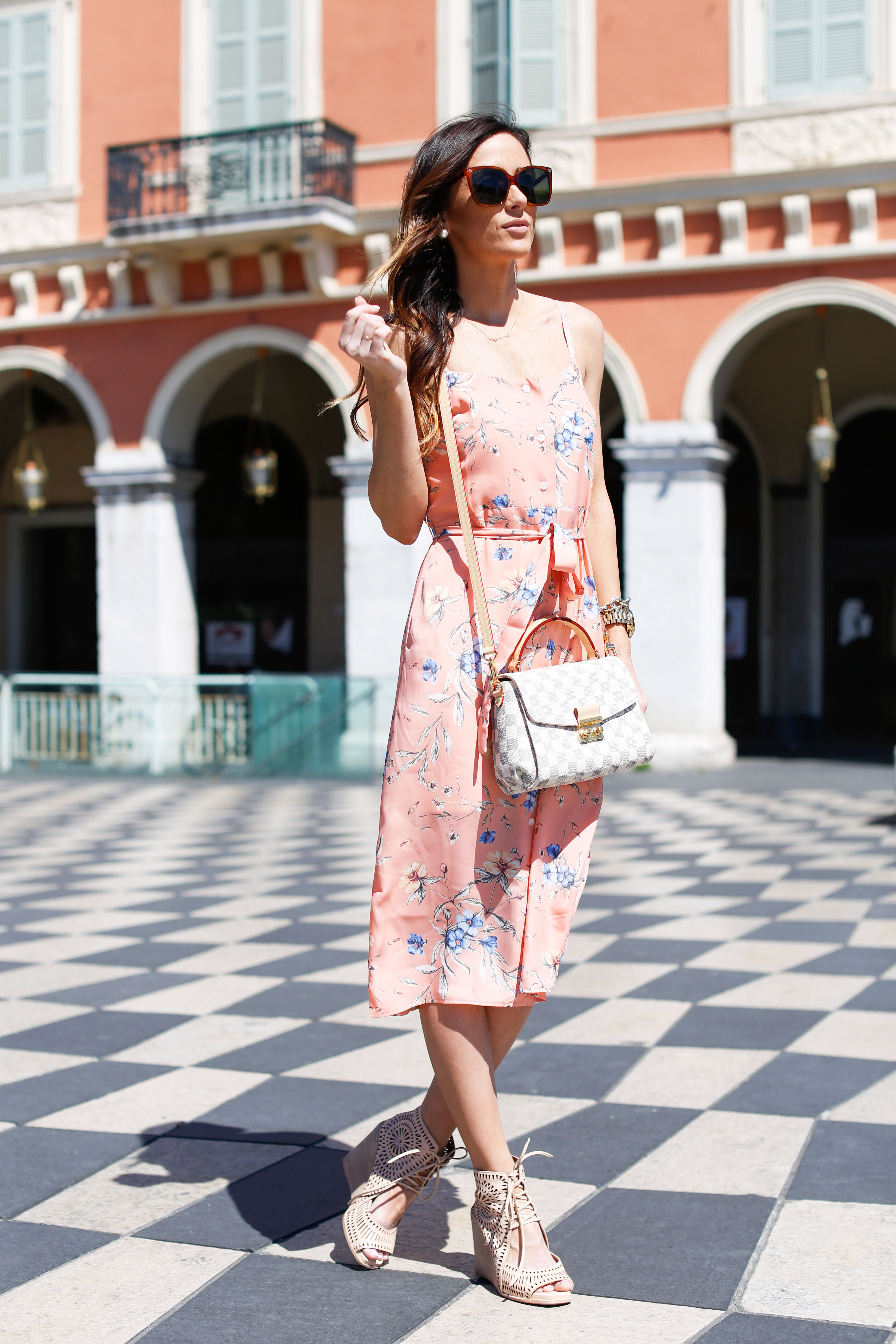 nice, france, international travel, summer outfit, dresses