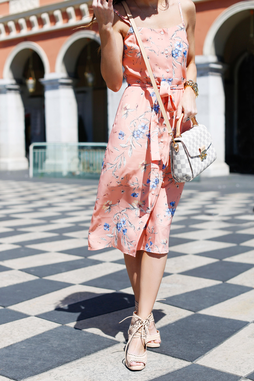 nice, france, international travel, summer outfit, dresses
