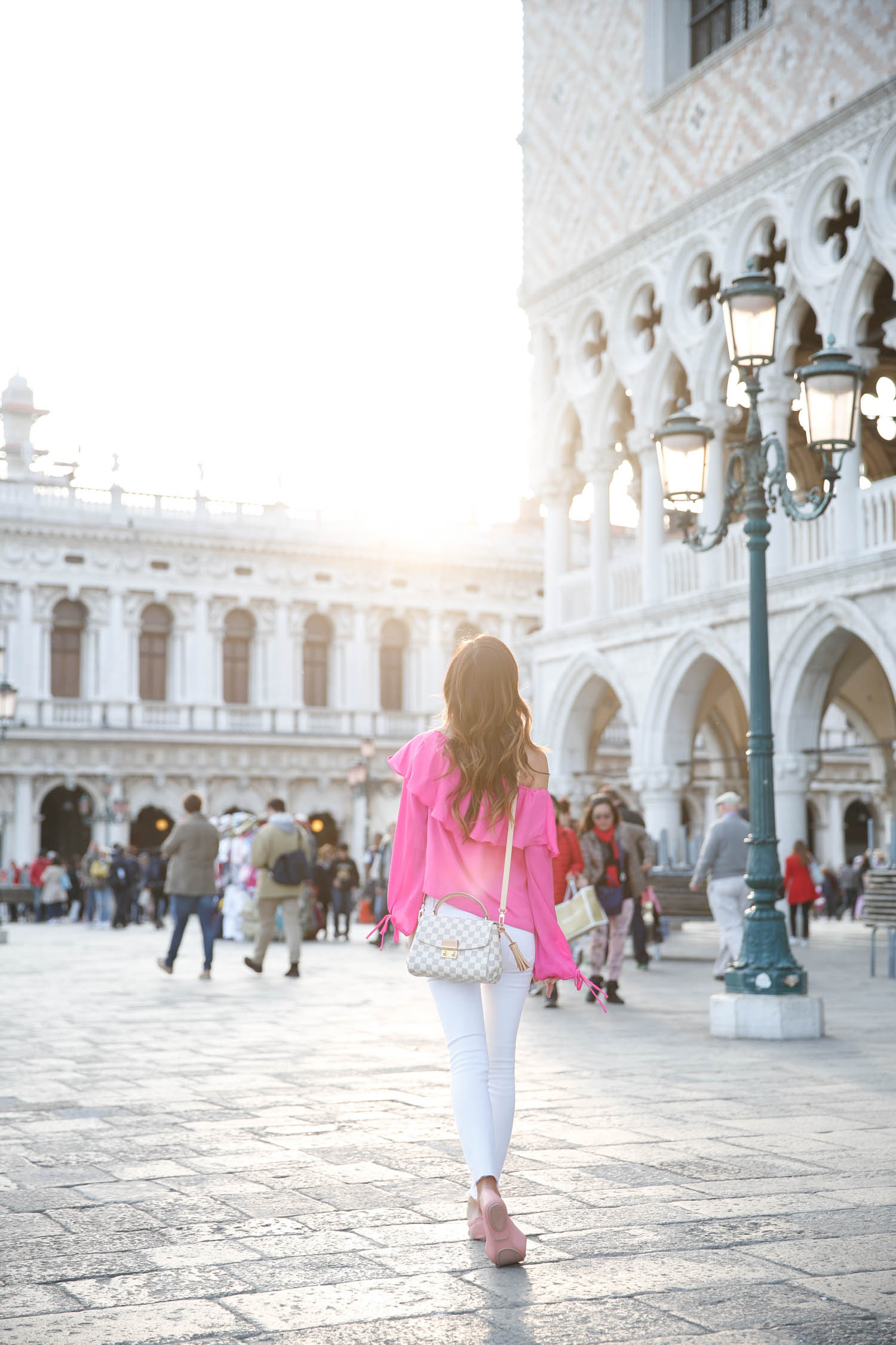 venice, st. marks square, italy, forever 21, louis vuitton, alyson haley
