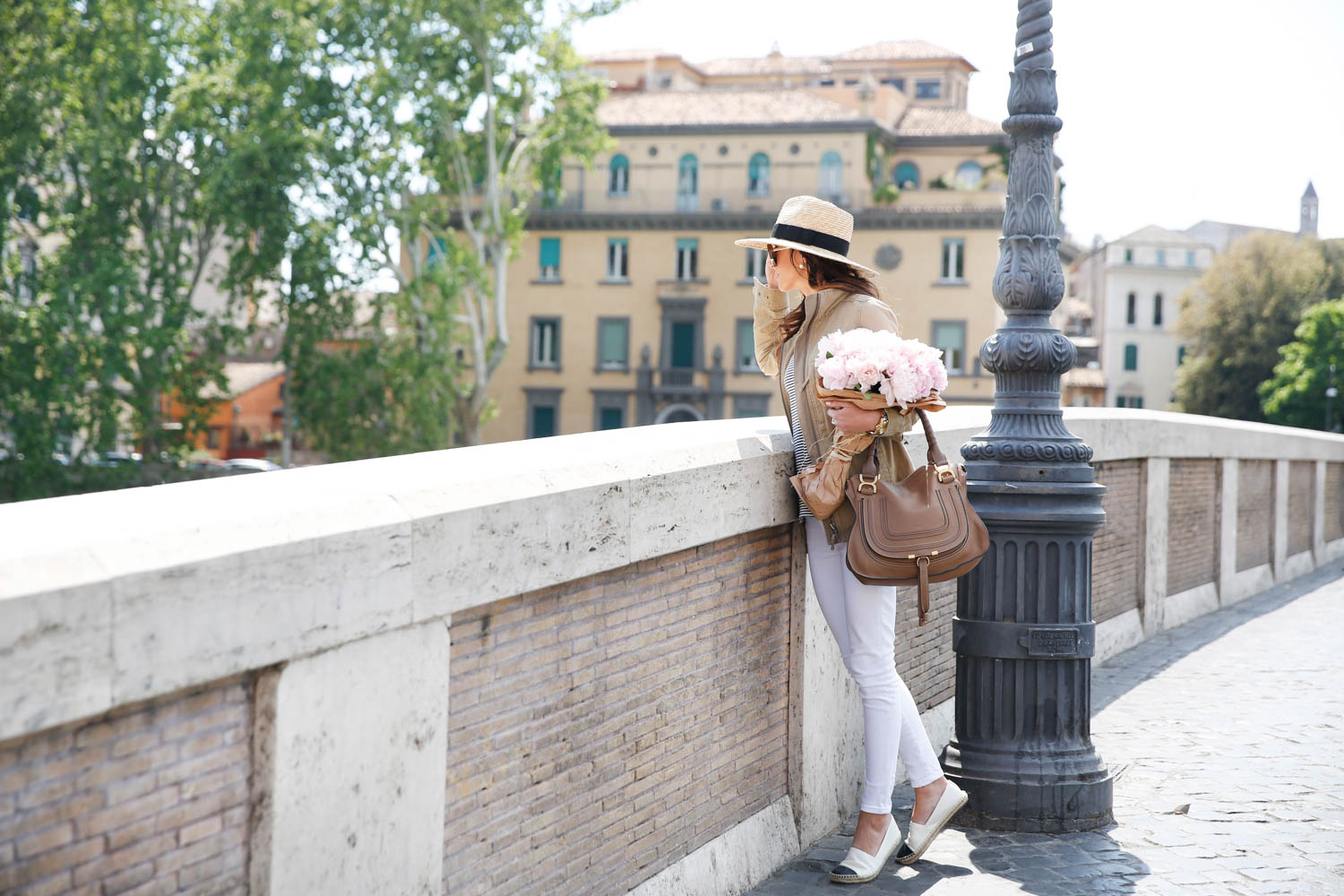 rome, italy, what to wear in rome, trastevere