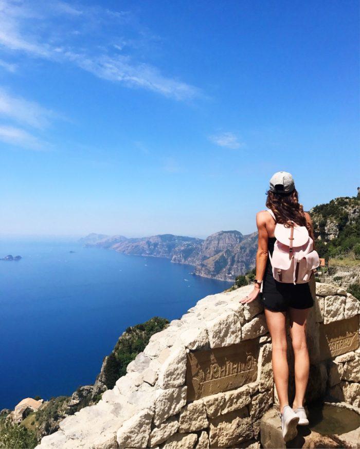 amalfi coast travel guide path of gods