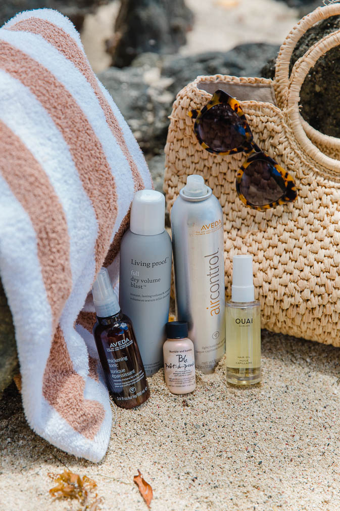 summer beauty, product review, beauty products, summer hair, hair inspiration, beach waves, summer hair, nordstrom, nordstrom beauty