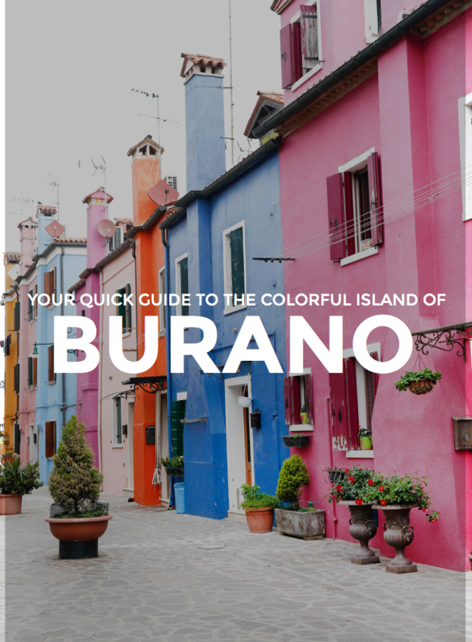 burano, italy, travel guide, travel diary,
