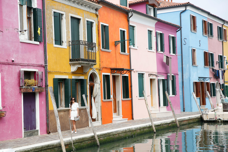 burano, italy, venice, italy, venezia, venice travel diary, alyson haley