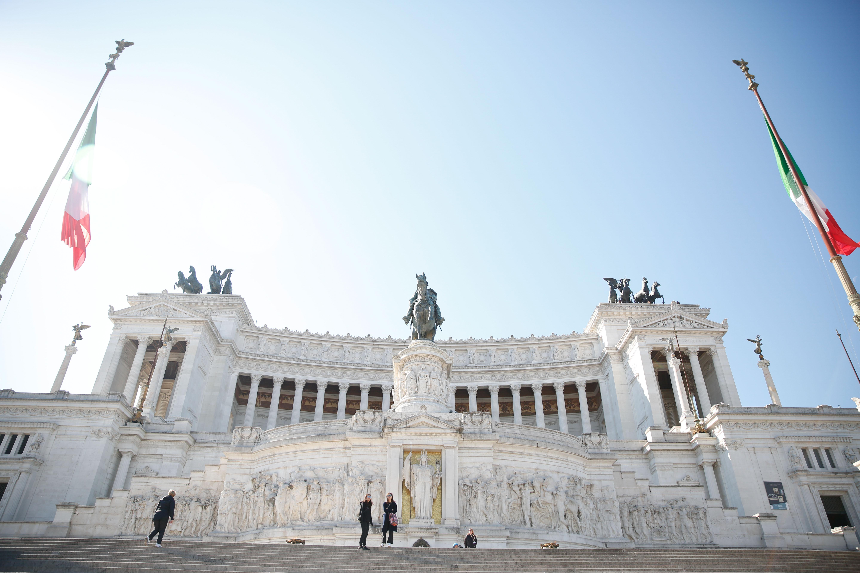 rome, italy, rome travel diary, piazza venezia
