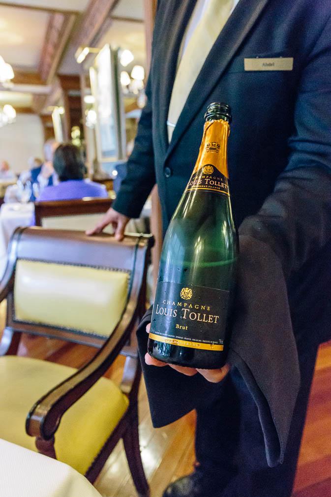 miami, miami temptations, champagne, french cuisine, palme d'or, coral gables, miami cuisine