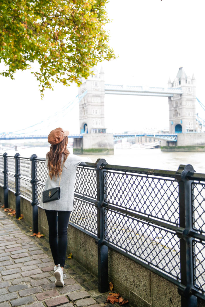 tower bridge, london, most instagrammable spots in london