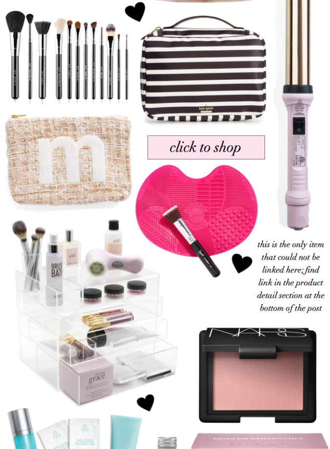 gift guide, holiday gift guide, beauty buys, beauty queens, what to buy a beauty queen for christmas