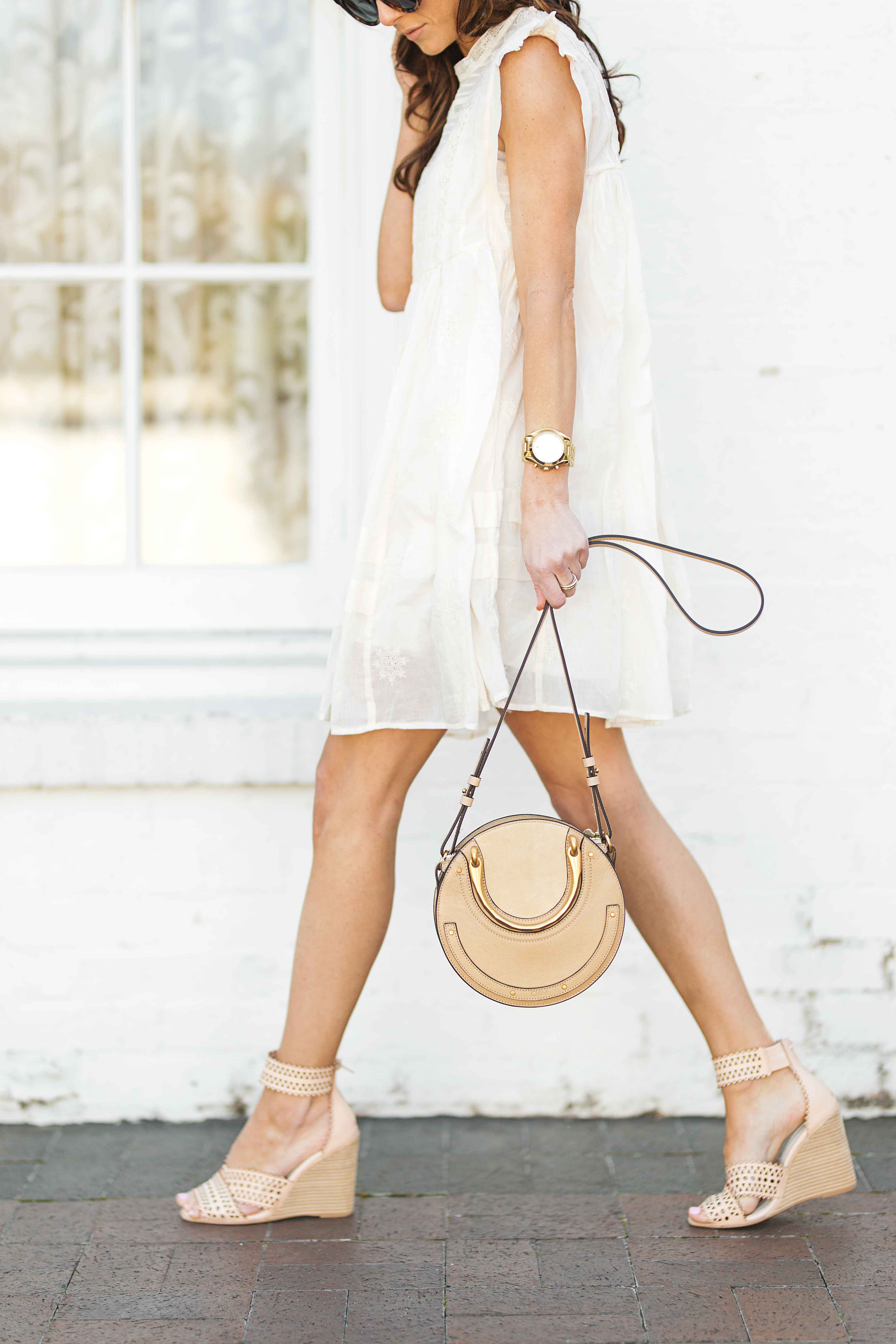 spring dress, spring dresses, free people, jeffrey campbell, chloe pixie handbag, gucci, gucci giveaway, giveaway