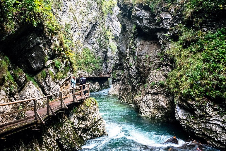 slovenia, vintgar gorge, lake bled