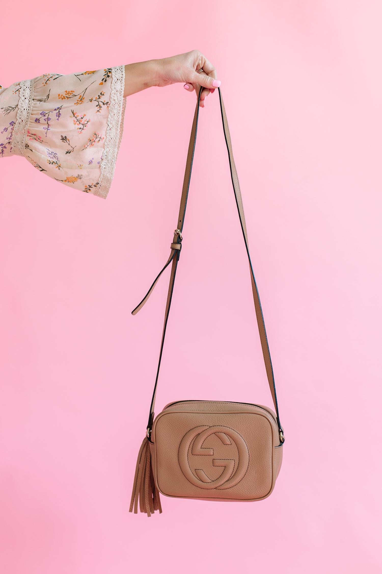 gucci disco cross body handbag, gucci handbag review, gucci, gucci handbag