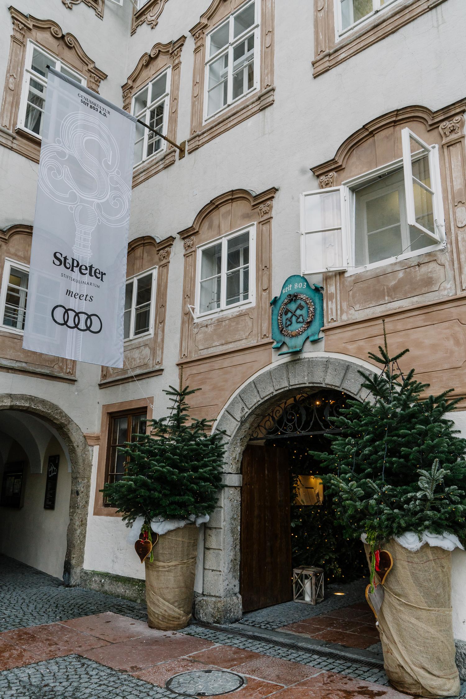 salzburg, austria, st. peters, where to eat in austria, salzburg travel diary