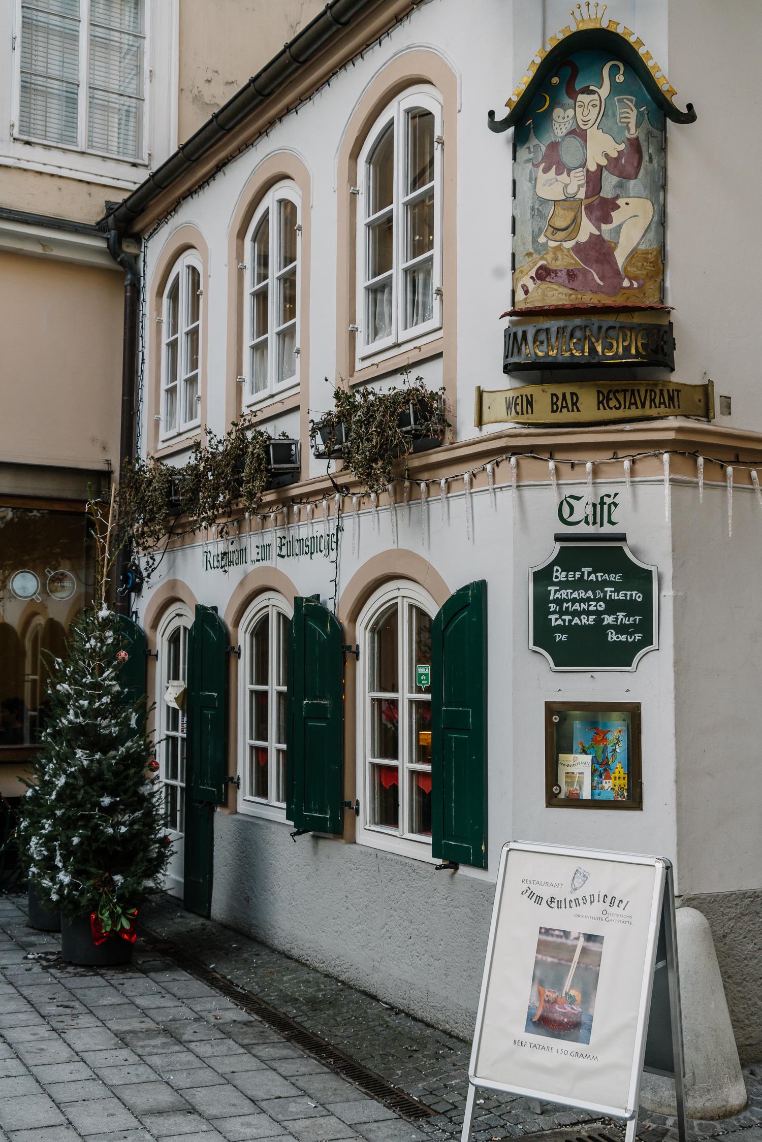 salzburg, austria, old town, salzburg travel diary