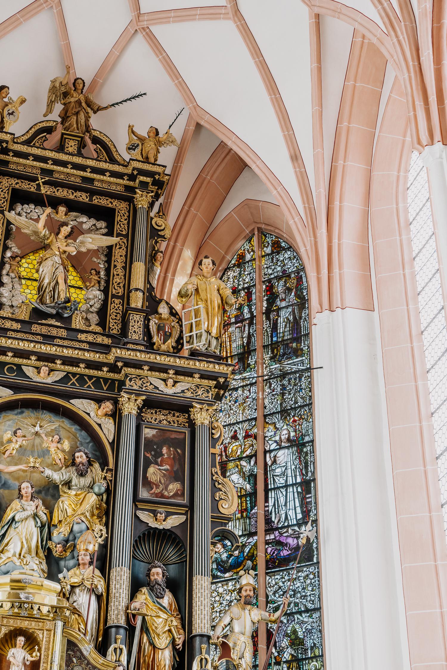 salzburg, austria, salzburg travel diary, sound of music tour, mondsee wedding chapel
