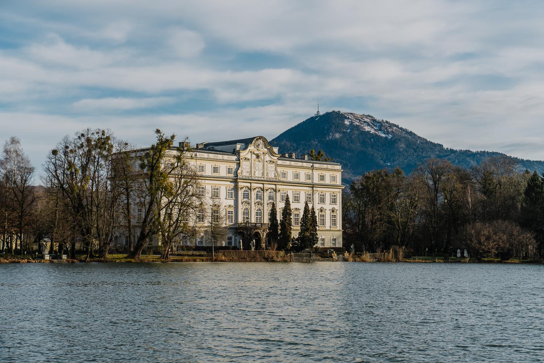 schloss leopoldskron, austria, salzburg, sound of music