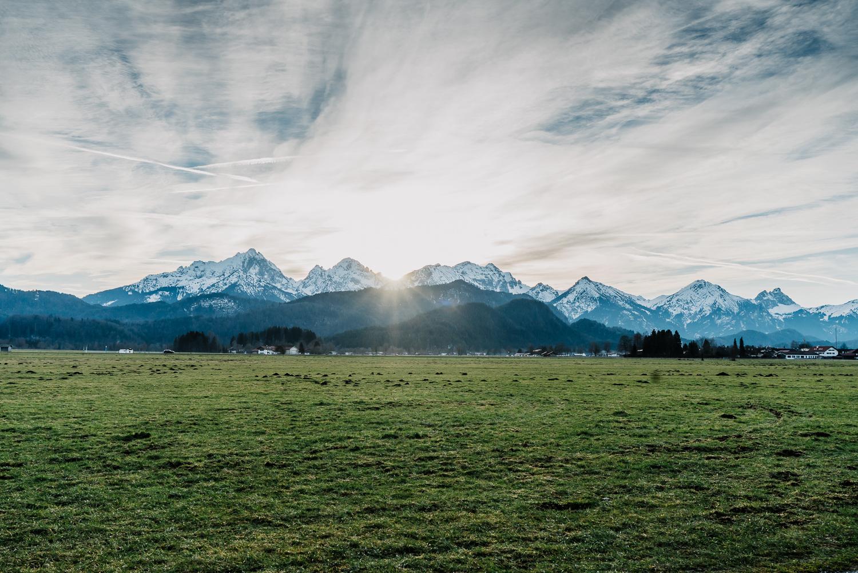 bavaria, germany, neuschwanstein castle, neuschwanstein