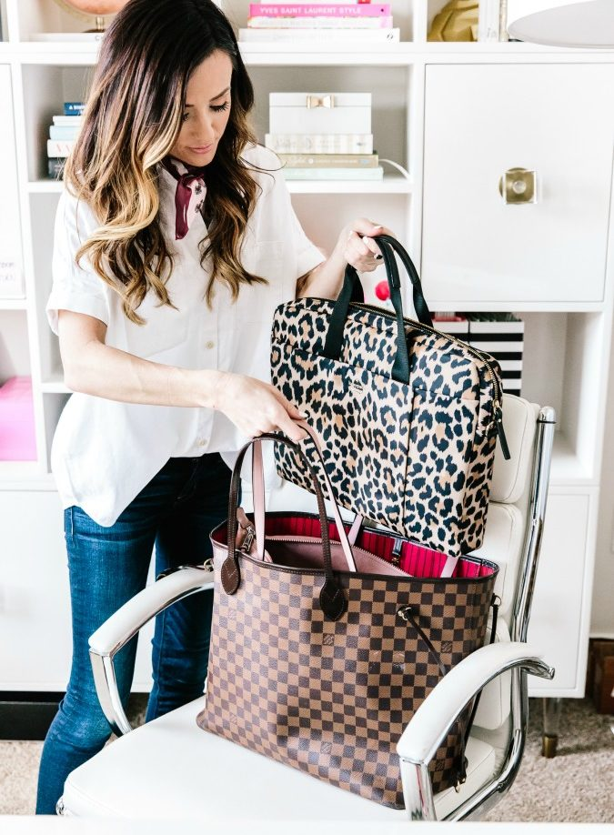 travel tips, what to pack in your carry on, rebecca minkoff, louis vuitton