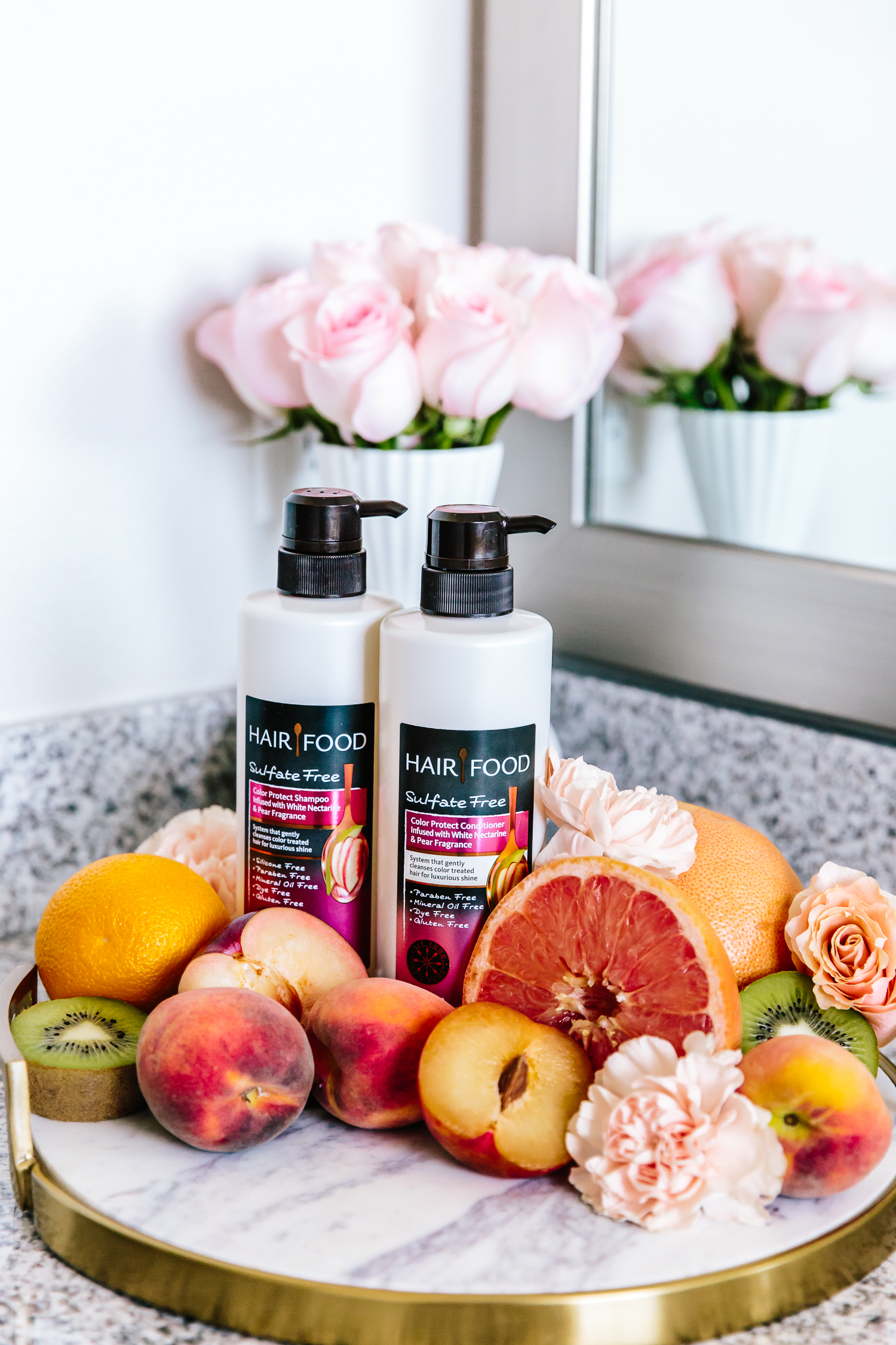 hair food, shampoo and conditioner, hair care