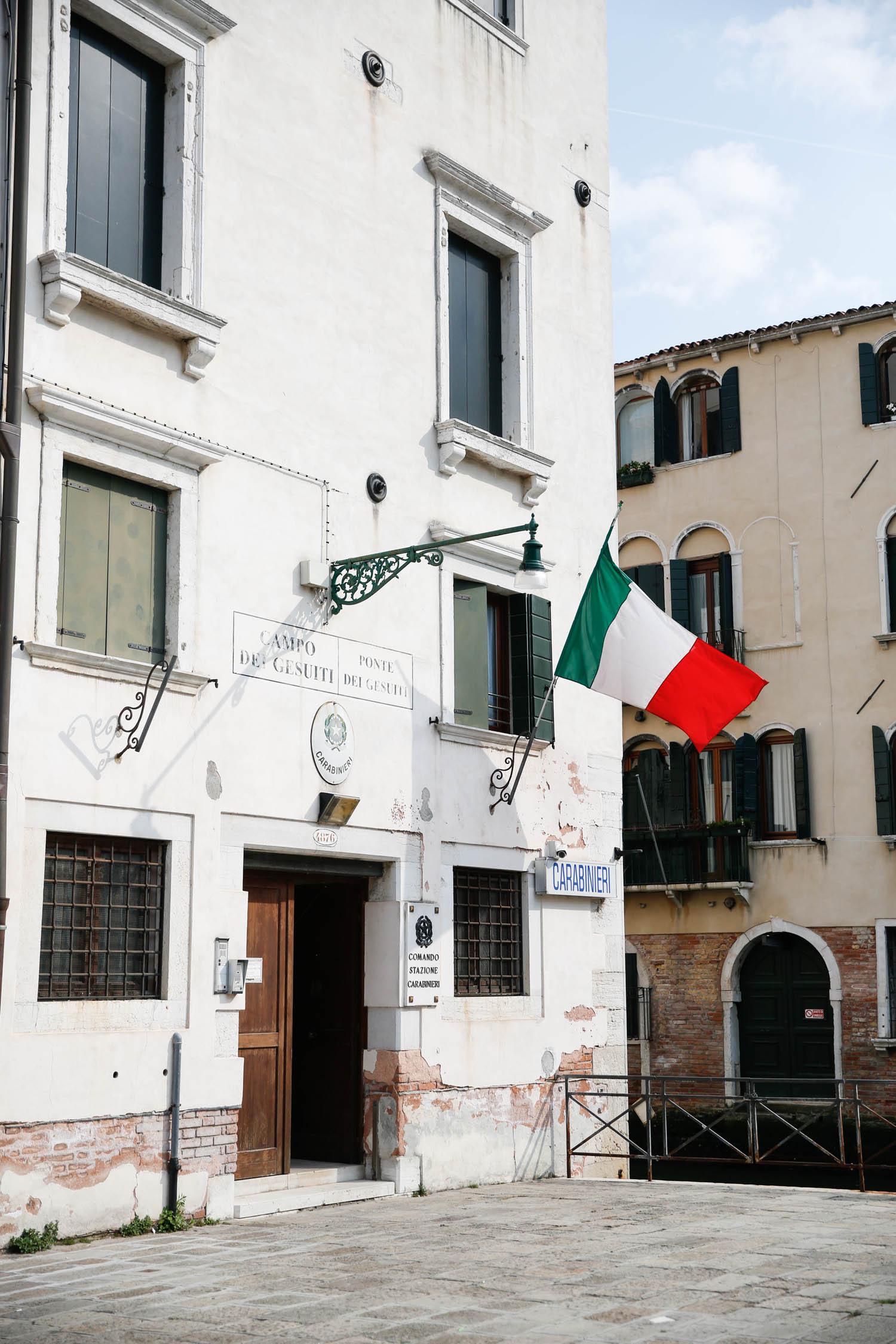 venice, italy, venezia, venice travel diary, alyson haley, italian flag