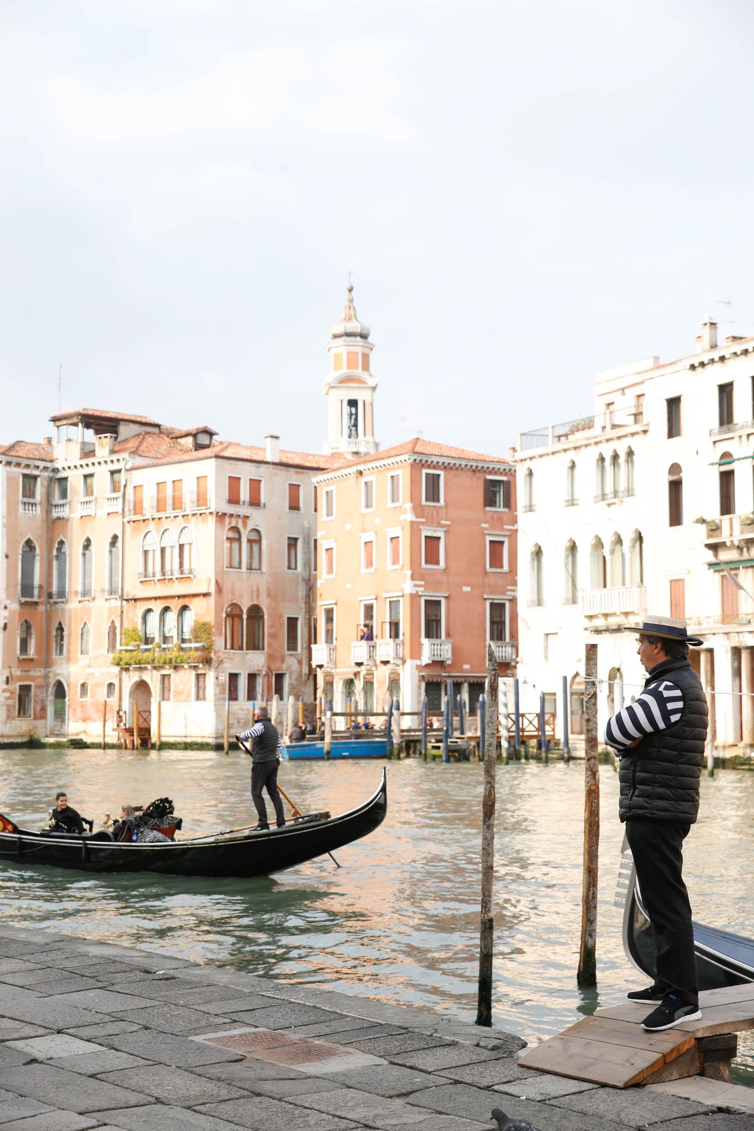 venice, italy, venezia, venice travel diary, alyson haley, gondola, gondoliere