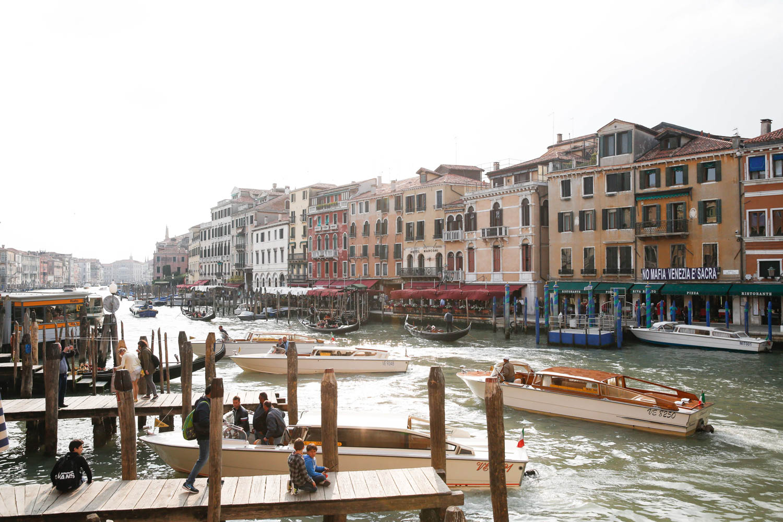 venice, italy, venezia, venice travel diary, alyson haley, grand canal