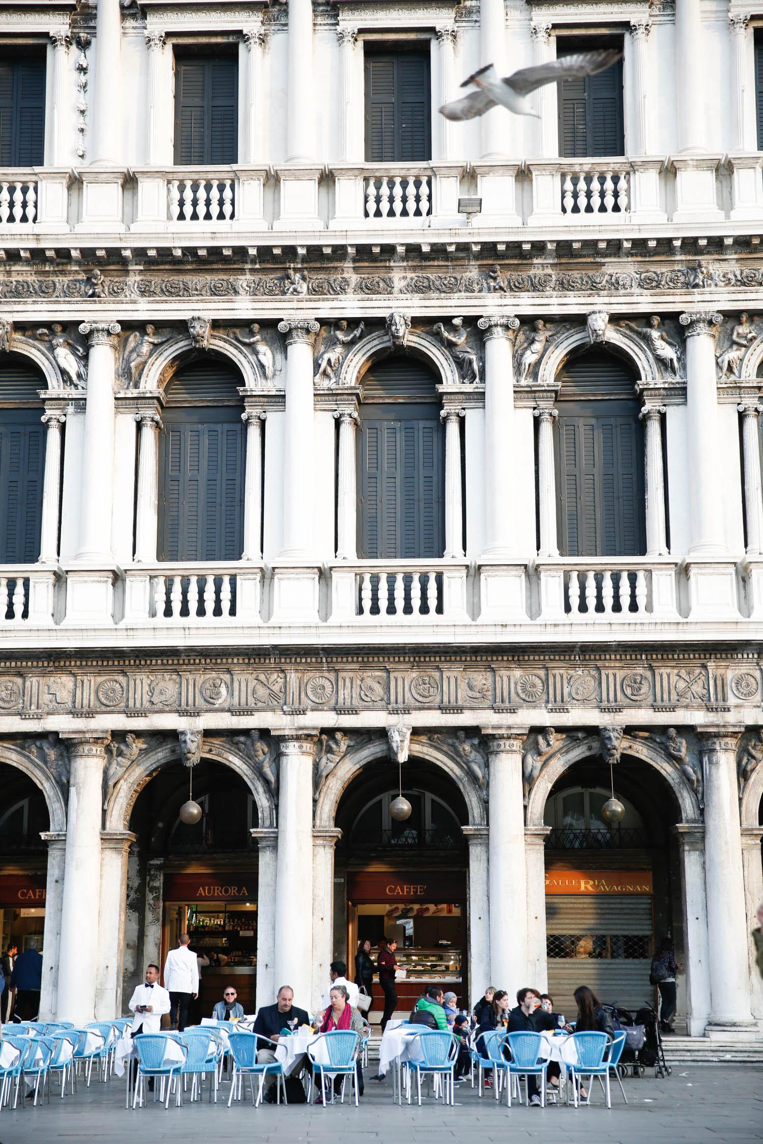 venice, italy, venezia, venice travel diary, alyson haley, caffe florian