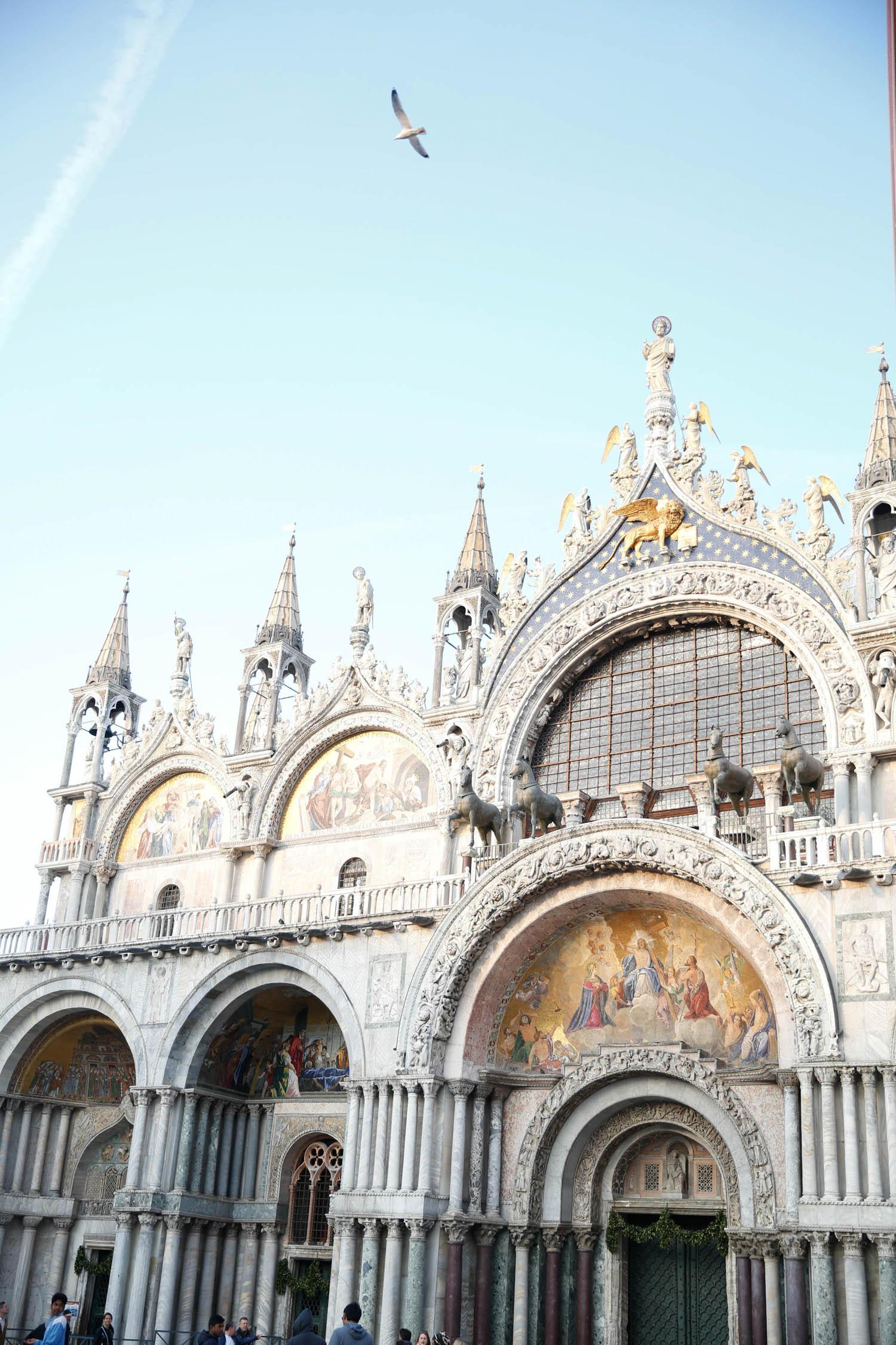 venice, italy, venezia, venice travel diary, alyson haley, st. mark's square