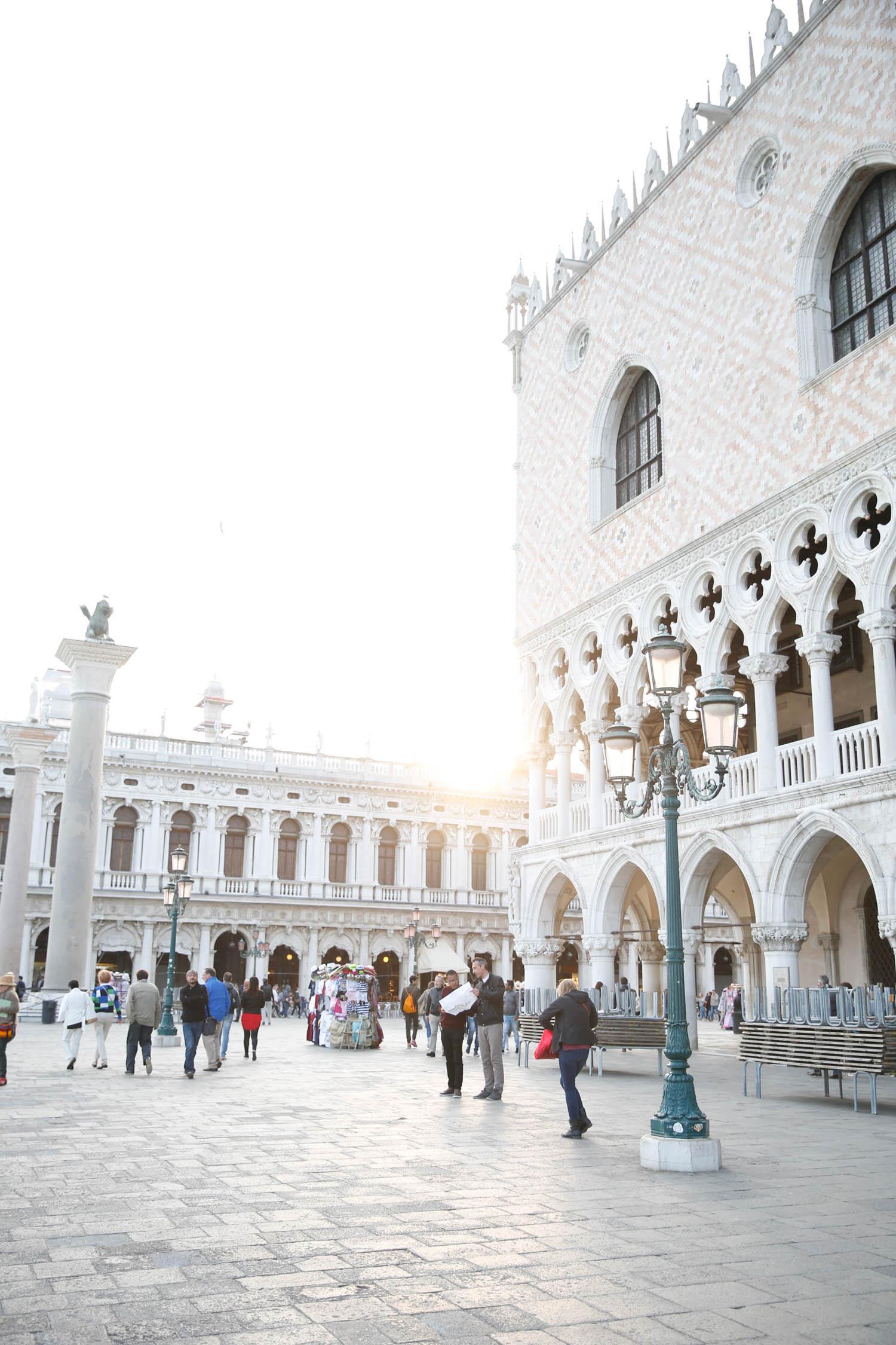 venice, italy, venezia, venice travel diary, alyson haley, st. marks square, st. mark's square, caffe florian