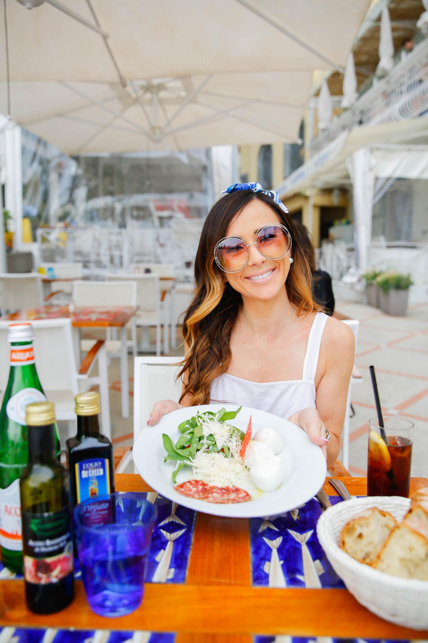 positano, positano restaurants, where to eat in positano