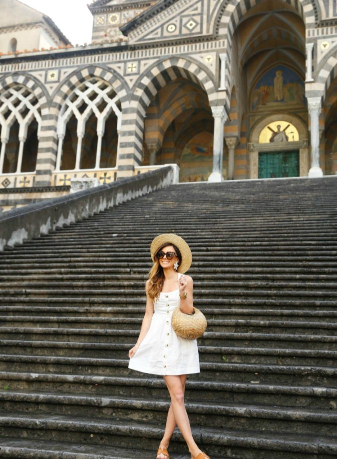 amalfi, italy, what to wear in italy, amalfi coast