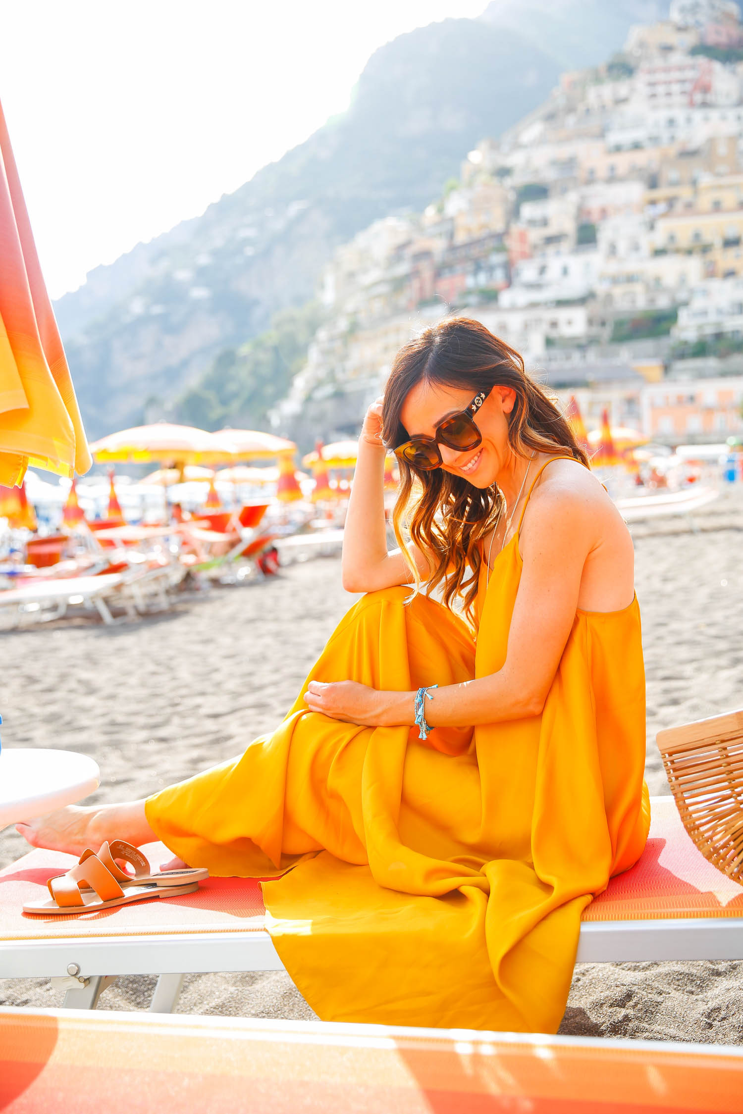 positano, positano beach, amalfi coast, what to wear in positano
