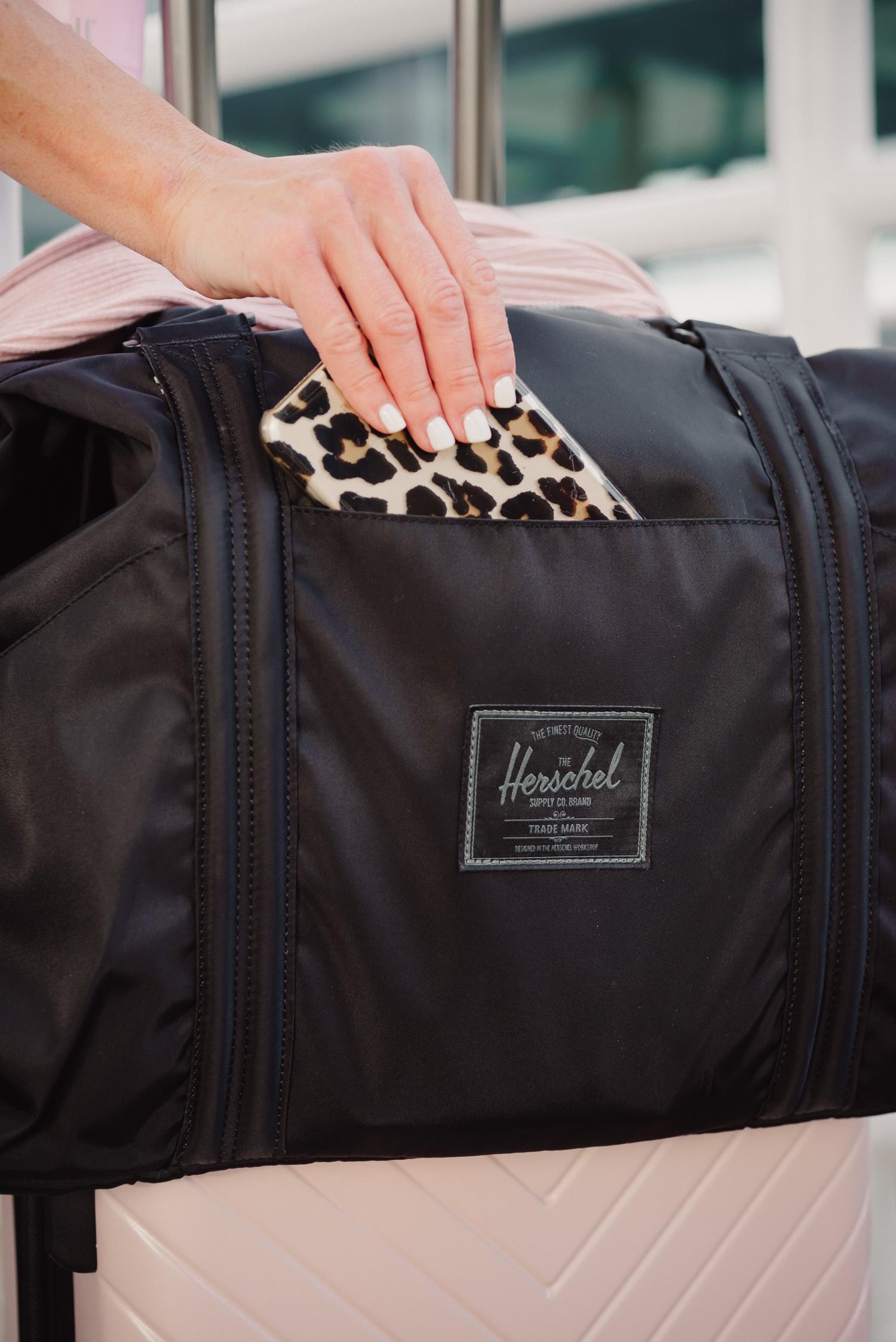 nordstrom anniversary sale travel herschel bag