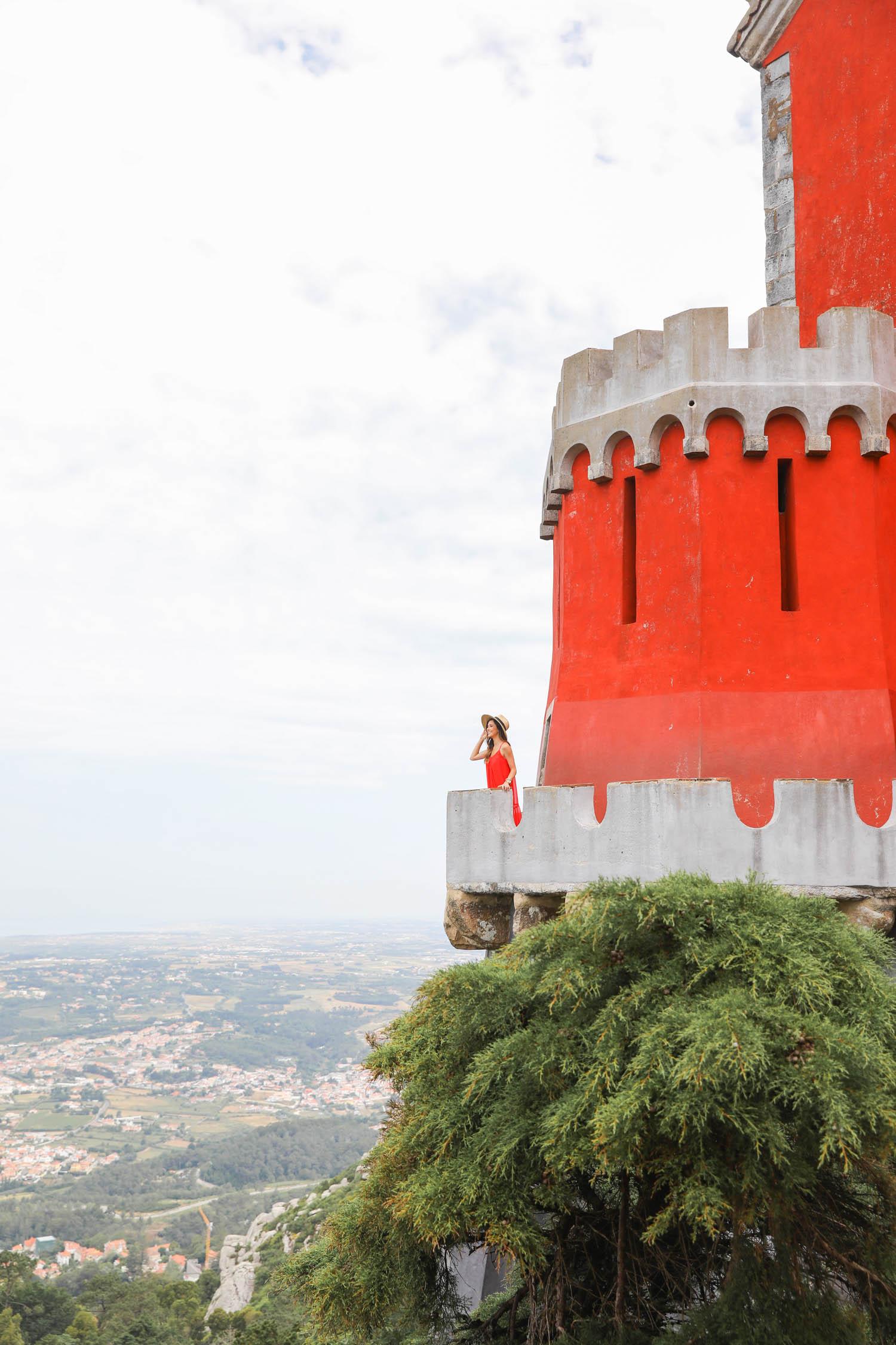 Sintra Day Trip castle