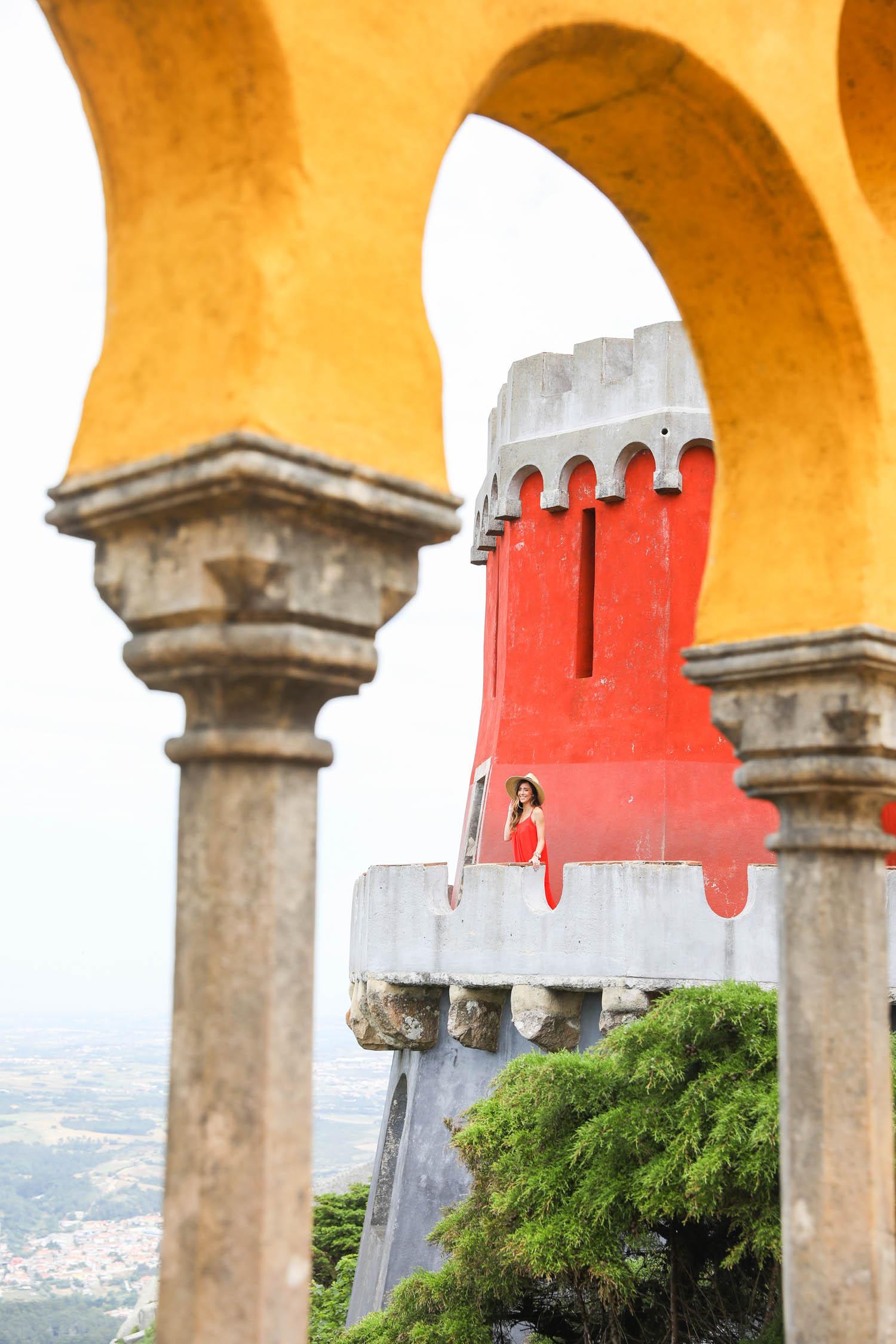 sintra day trip pena palace
