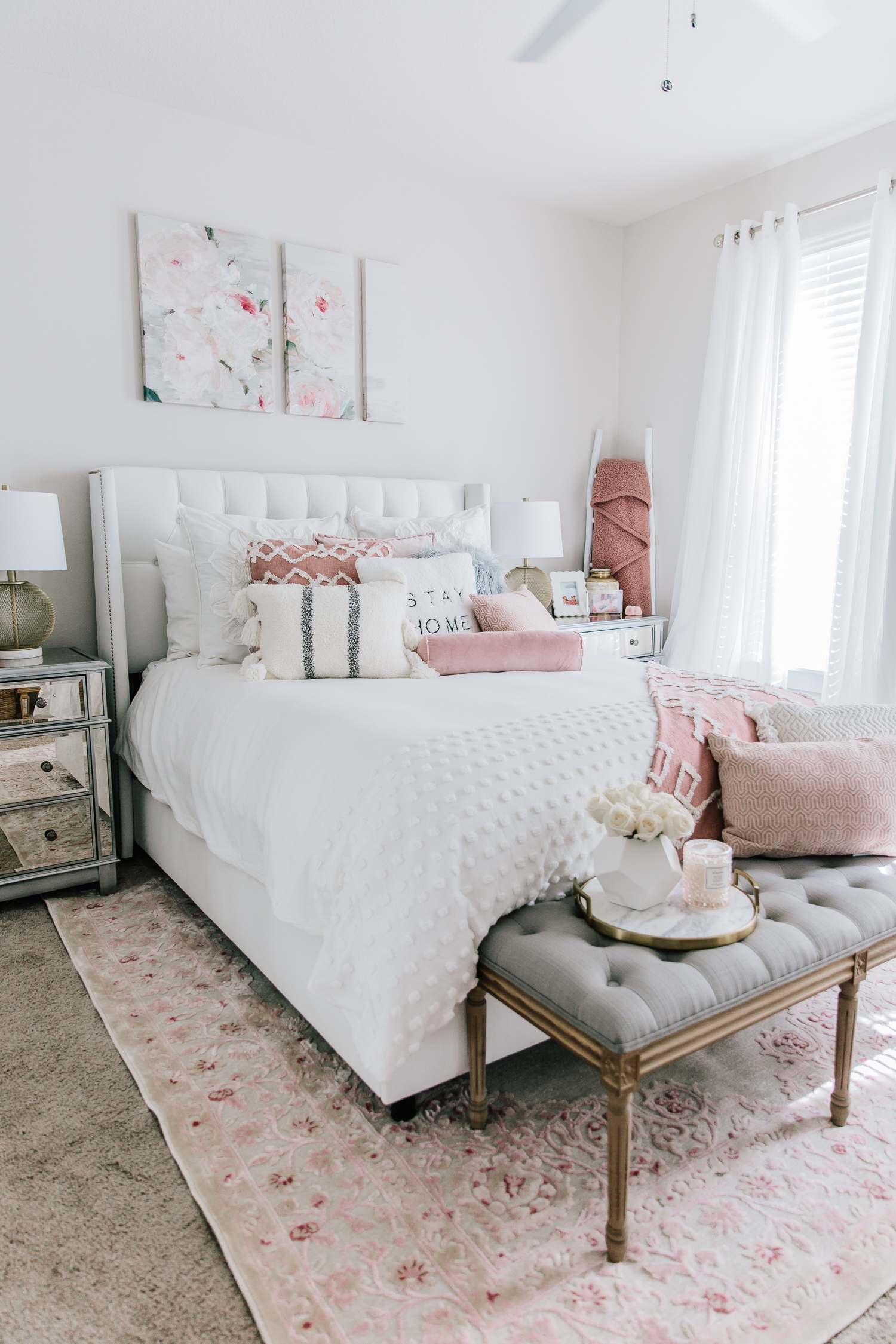 bedroom refresh with affordable buys from urban outfitters