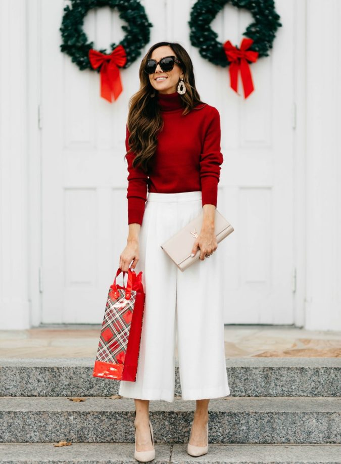 Ten Outfit Ideas To Consider This Holiday Season