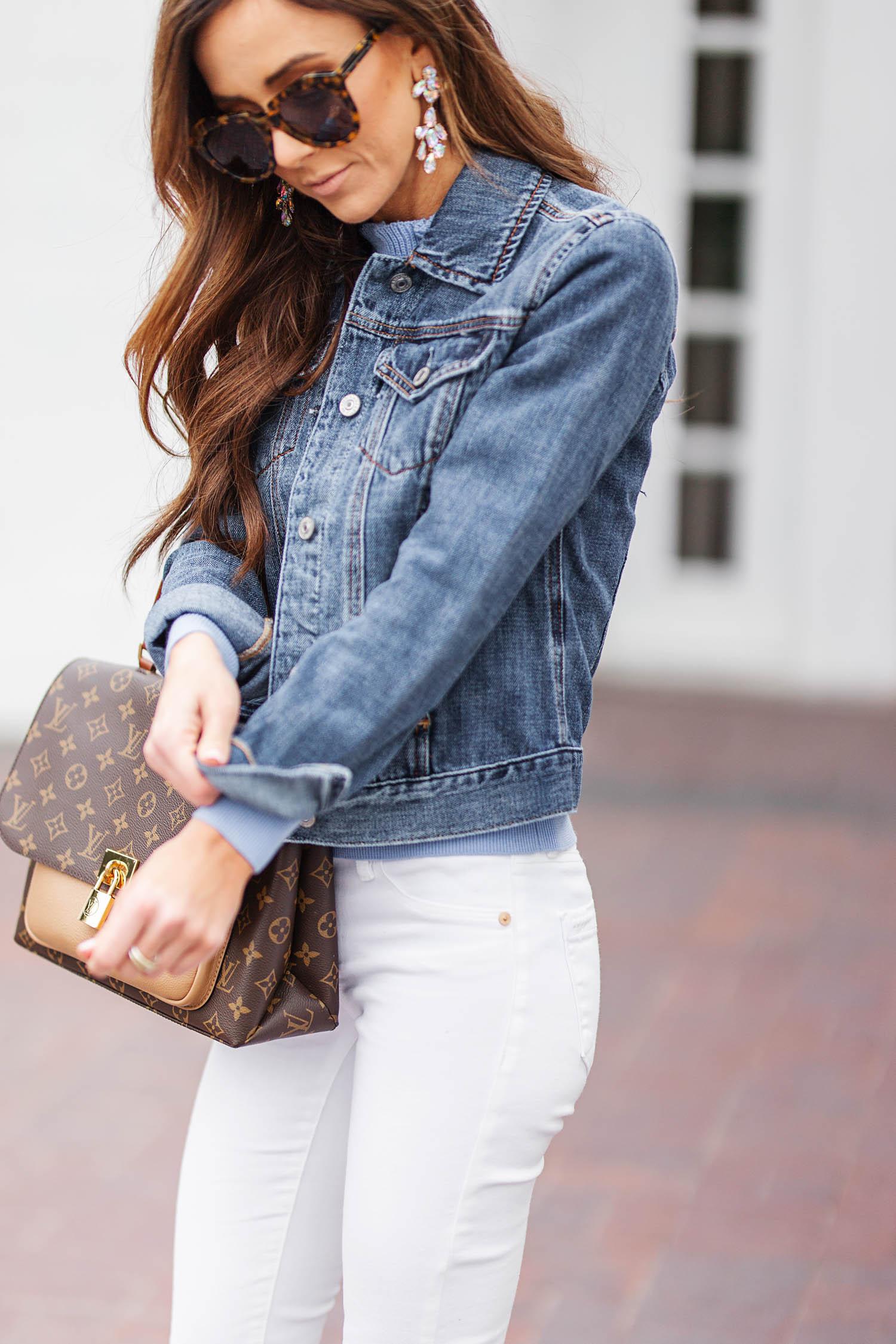 affordable jean jacket