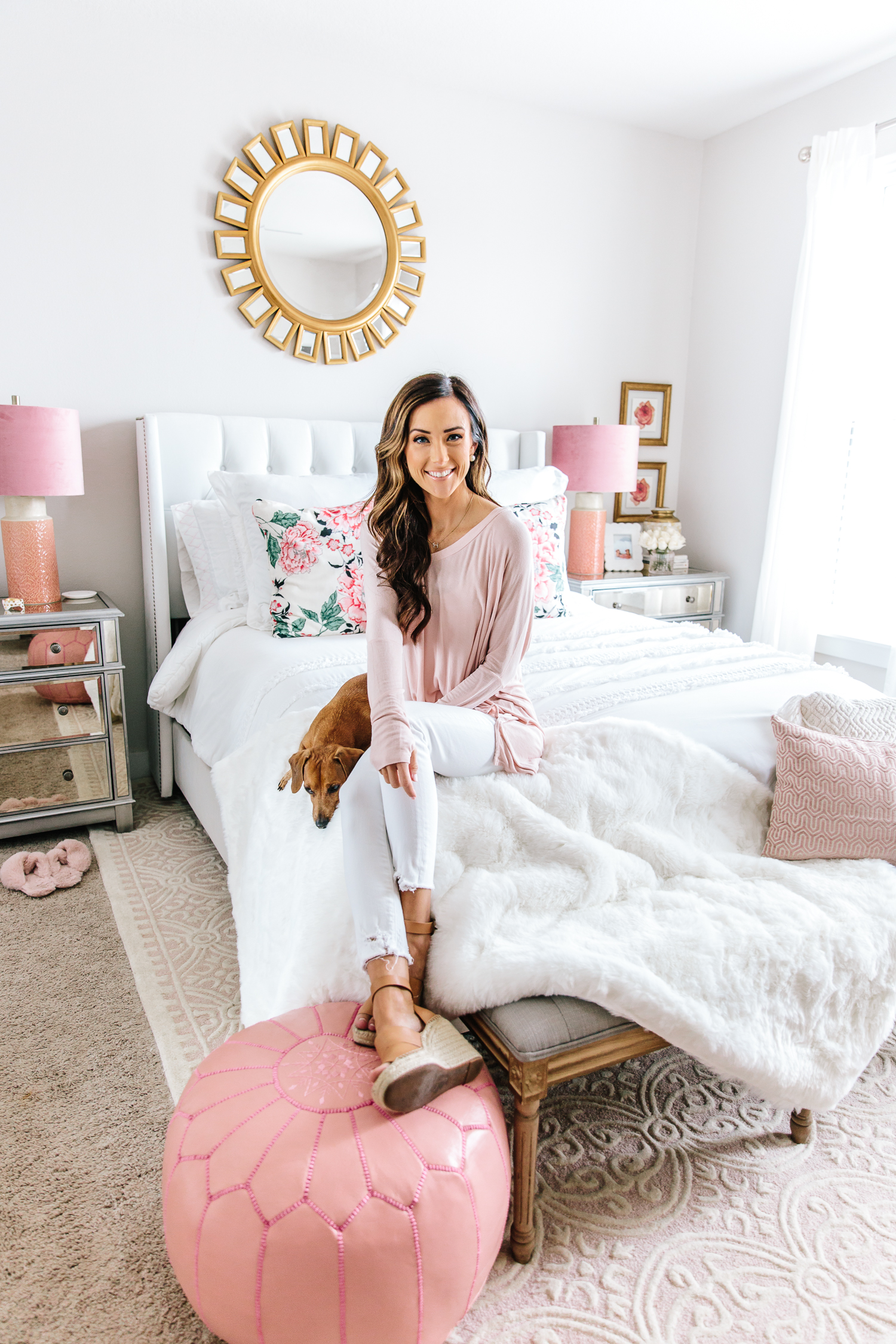 Bedroom Refresh with Affordable Buys from Walmart  Alyson Haley