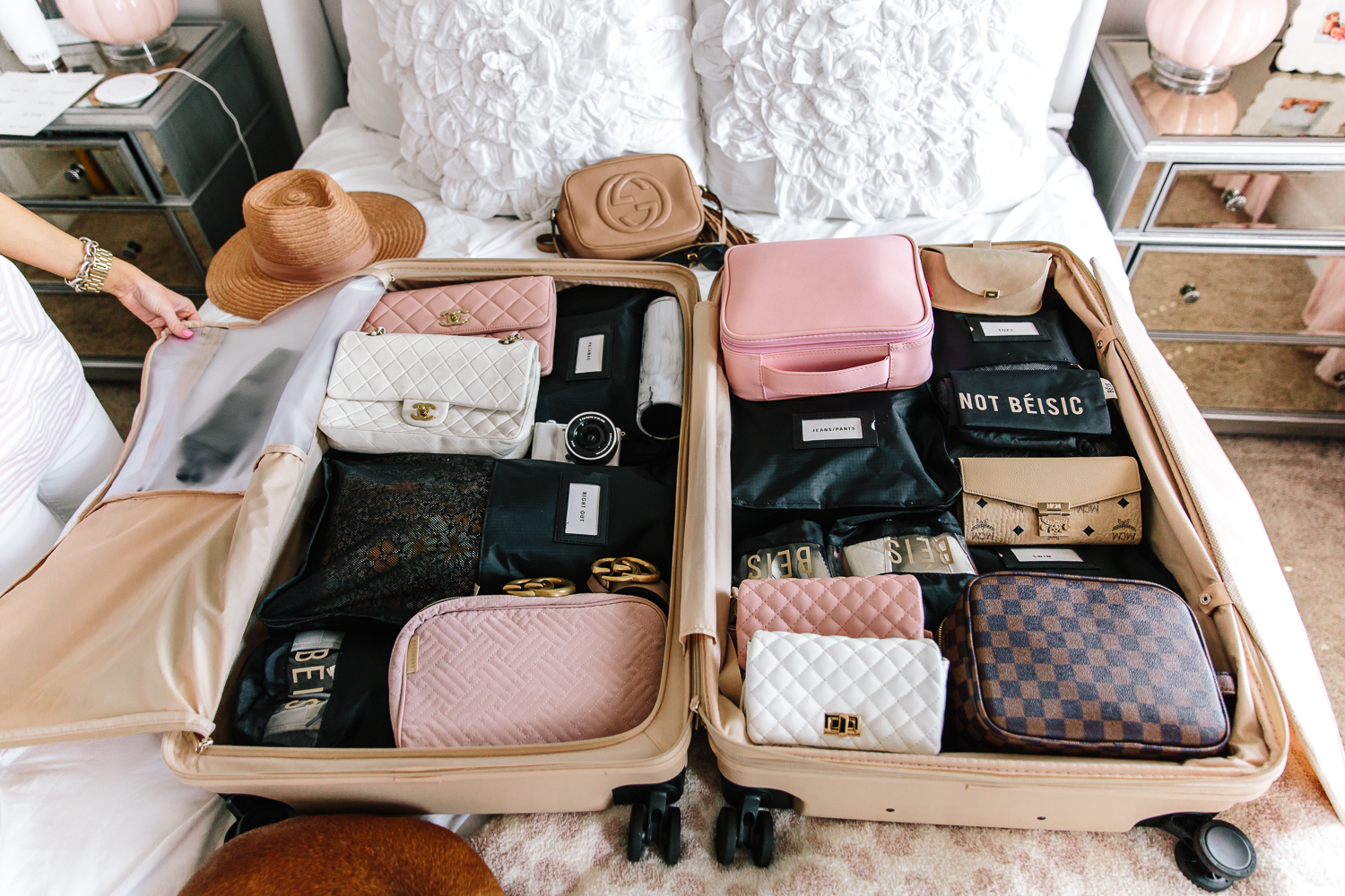 BÉIS Luggage Review