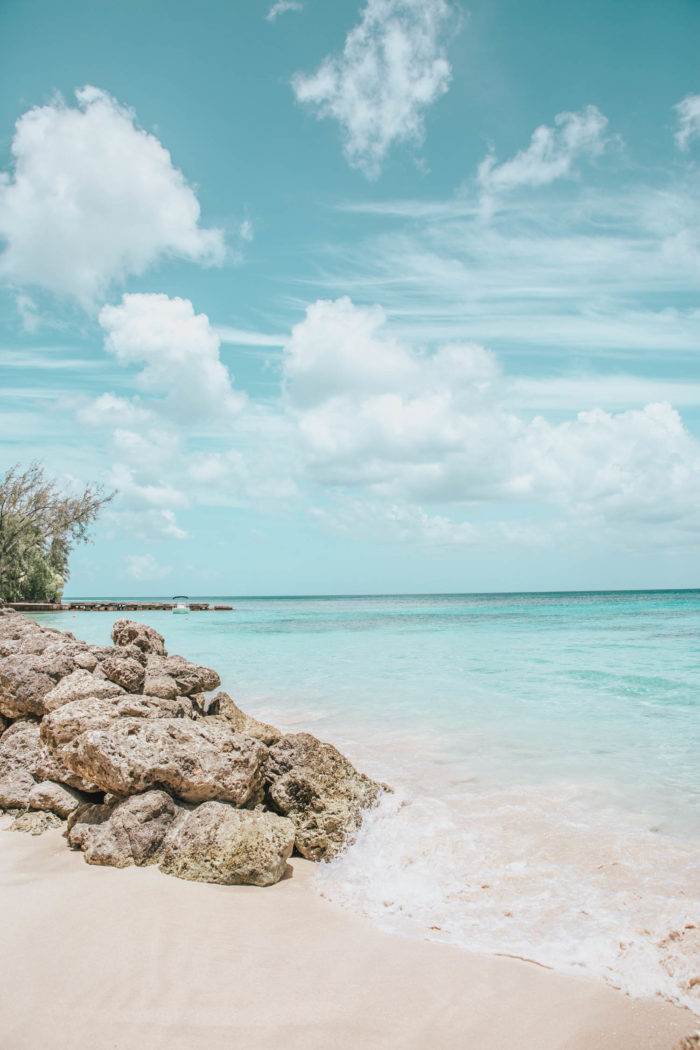 beautiful barbados beach