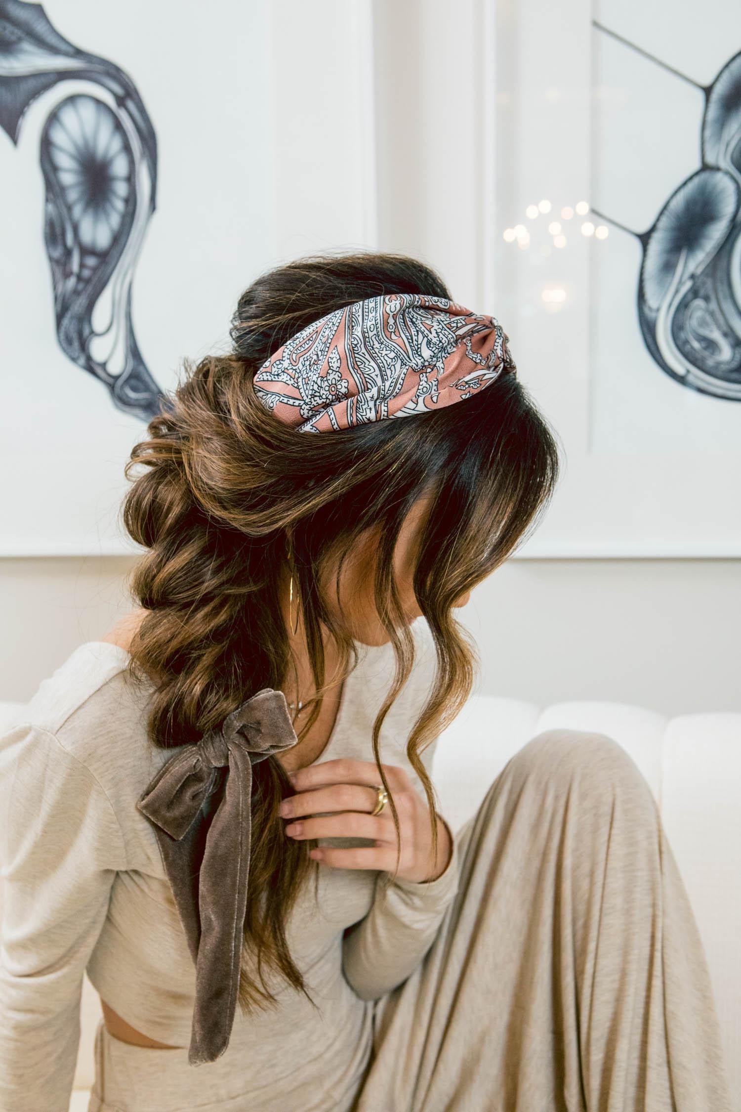 hair accessories. headwrap